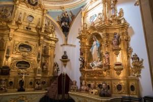 Capilla de las Reliquias - Catedral de Santa María Burgos