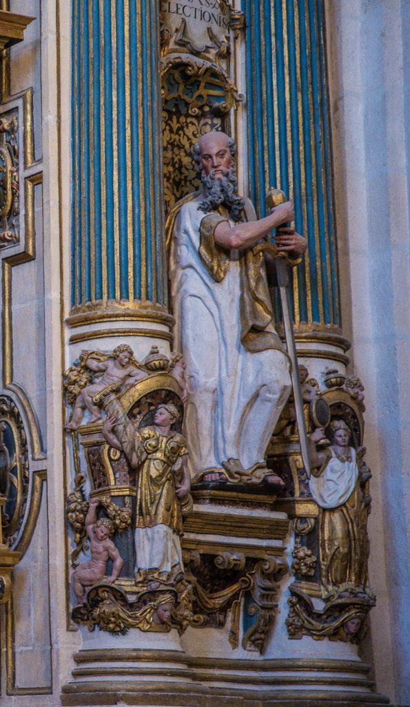 St. Peter - Capilla de la Natividad de la Virgen María