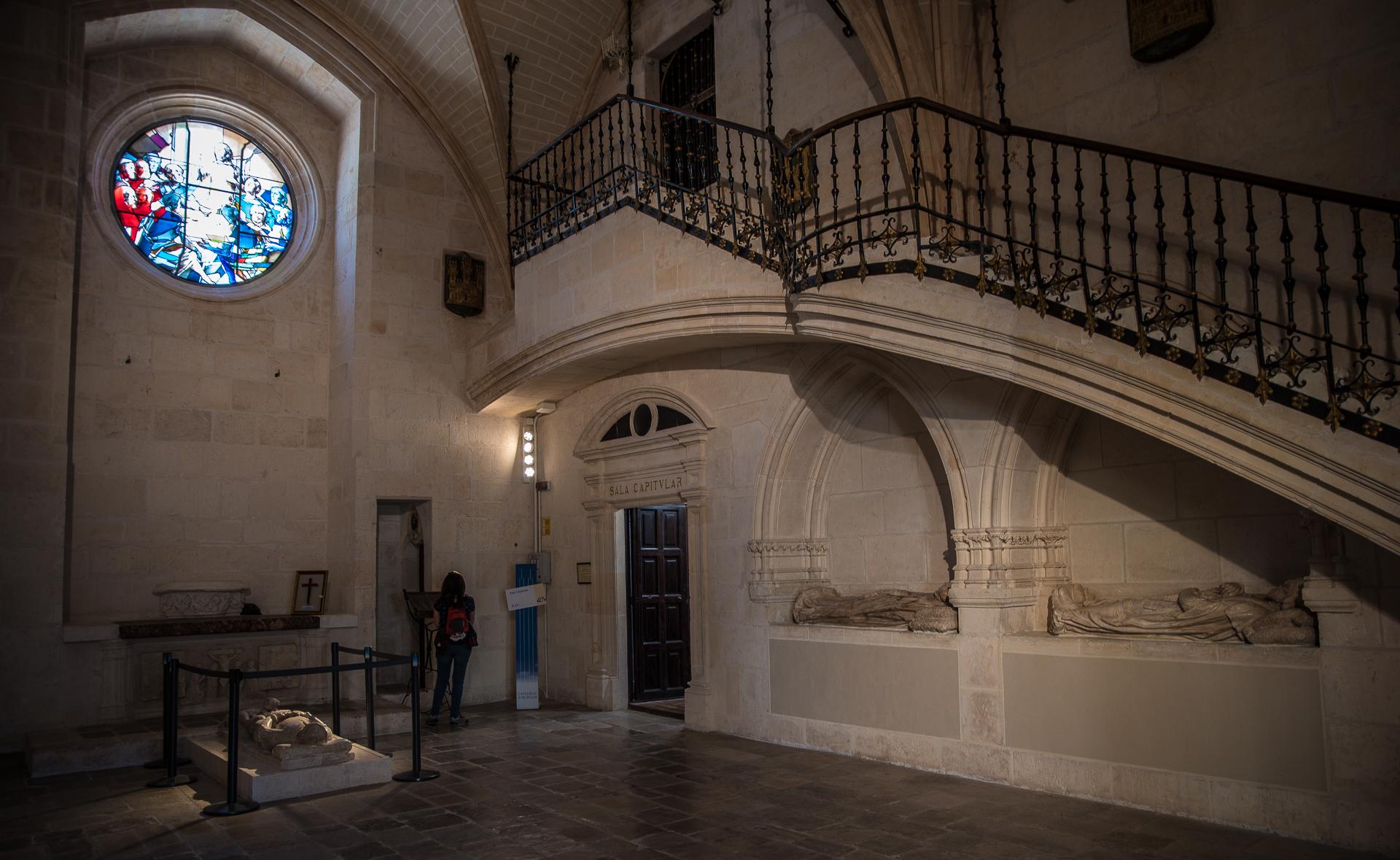 Capilla del Corpus Chirsti - Catedral de Santa María Burgos