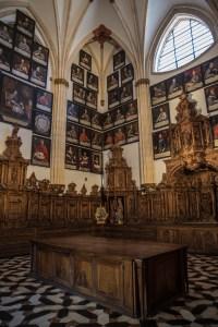 Capilla de Santa Catalina - Catedral de Santa María Burgos