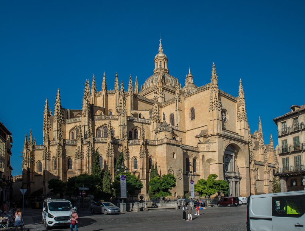 Kathedrale - Segovia
