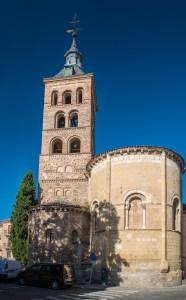 Iglesia San Martin - Segovia