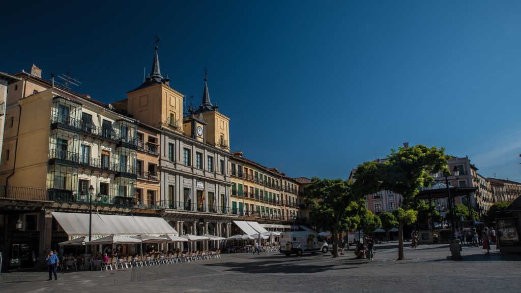 Plaza Mayor - Segovia