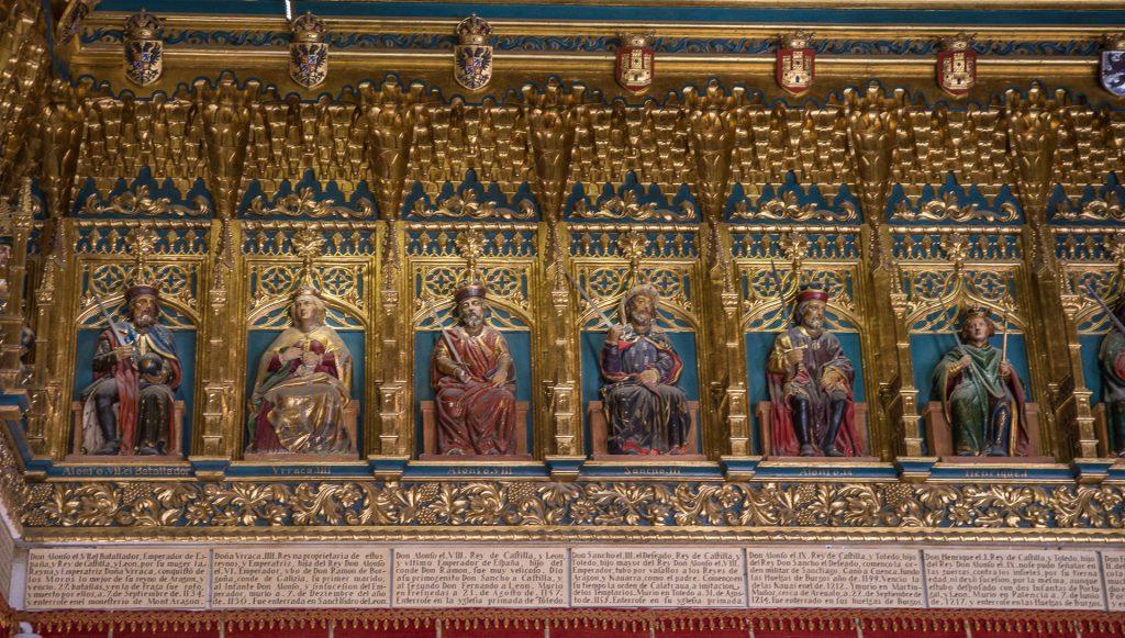Königsgalerie - Alcázar de Segovia