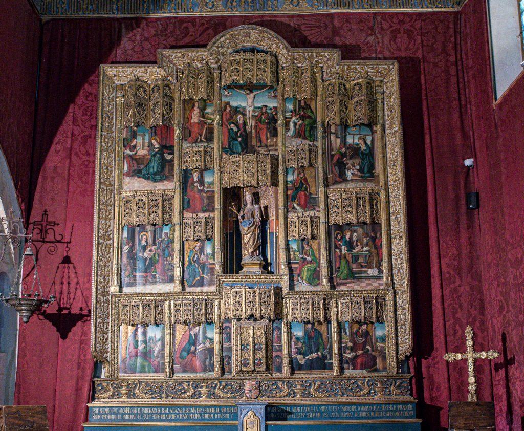 Kapelle - Alcáza de Segovia