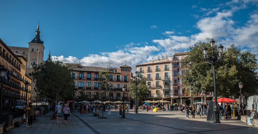 Plaza de Zocodover - Toledo