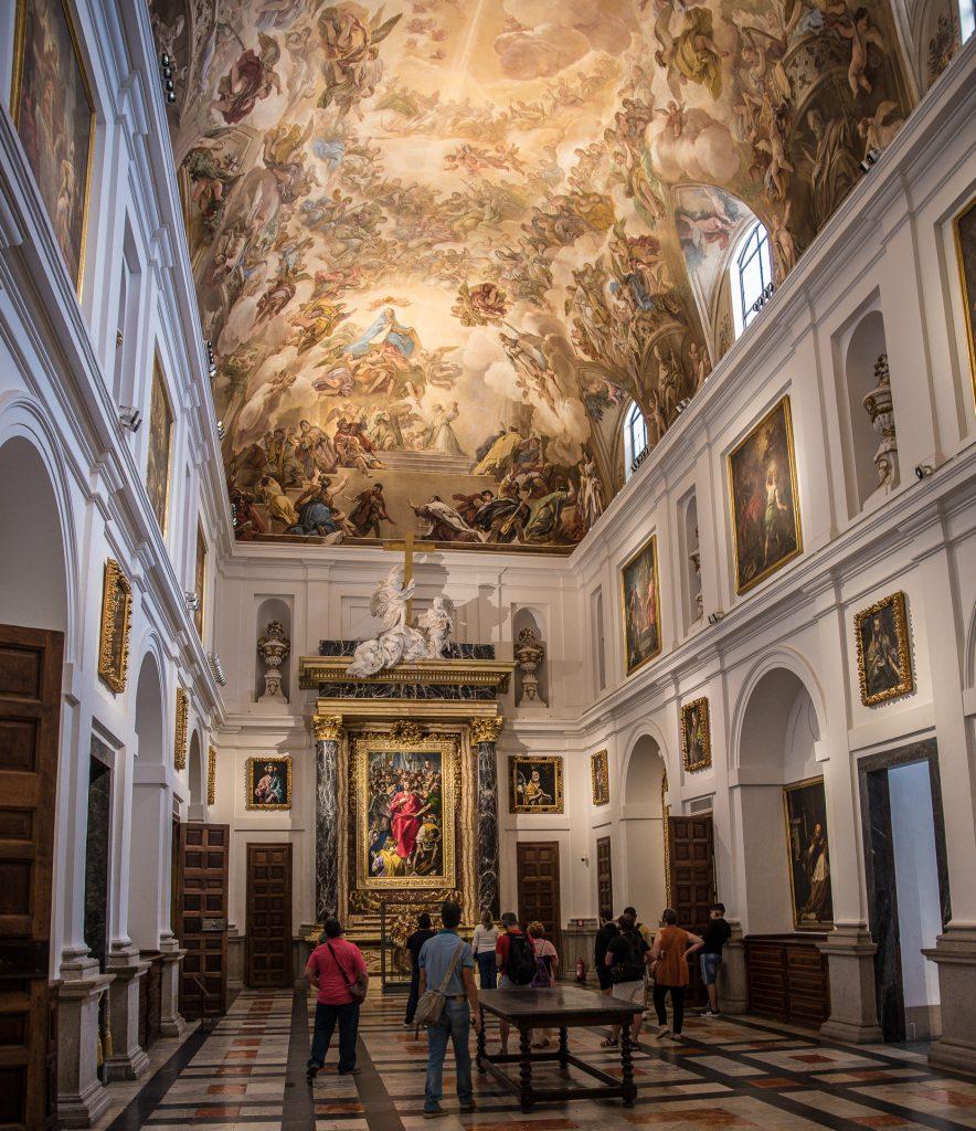 Sakristei - Kathedrale von Toledo