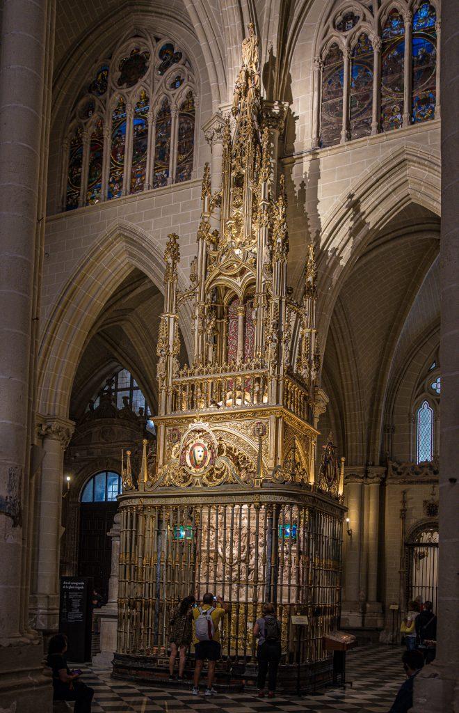 Capilla de la Descención - Kathedrale von Toledo
