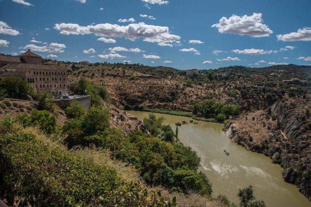 Rio Tajo - Toledo