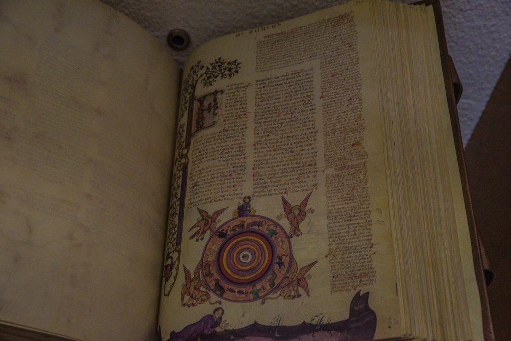 Bibel von Burgos - Sinagoga del Tránsito Toeldo