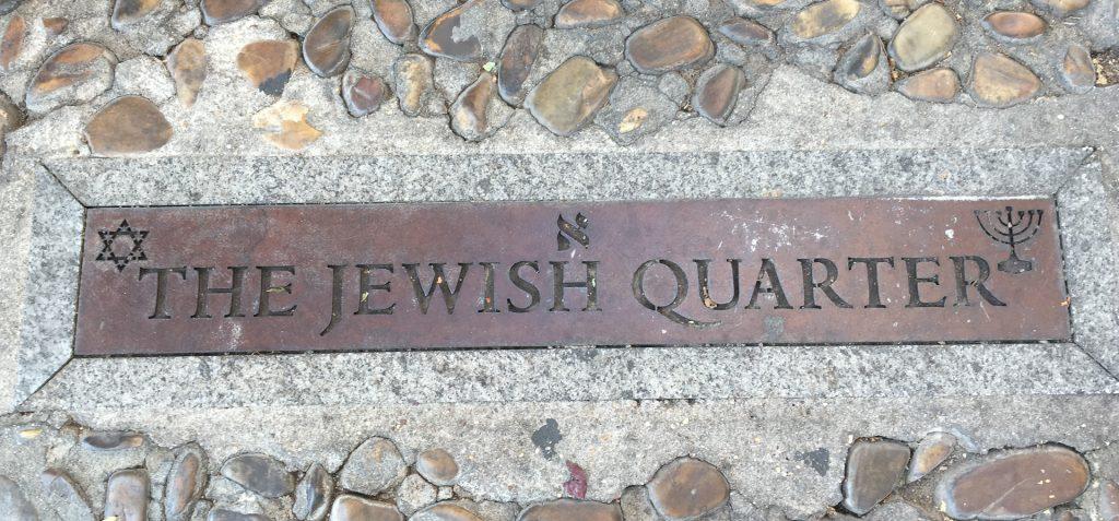 Jüdisches Viertel - Toledo