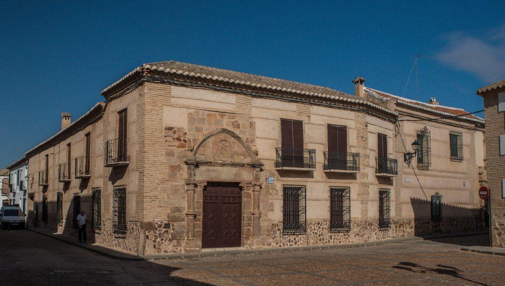 Monasterio de la Conception Bernarda - Almagrp