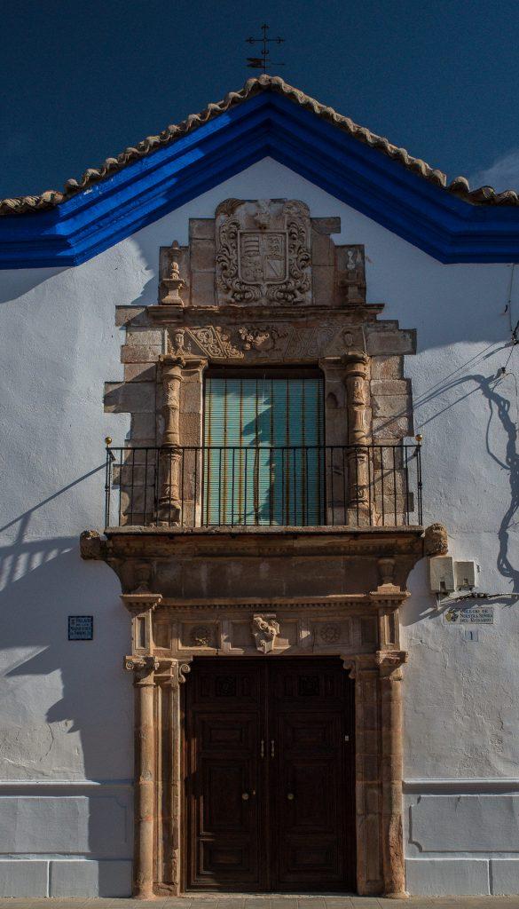 Palacio de los Marqueses Torremejia - Almagro