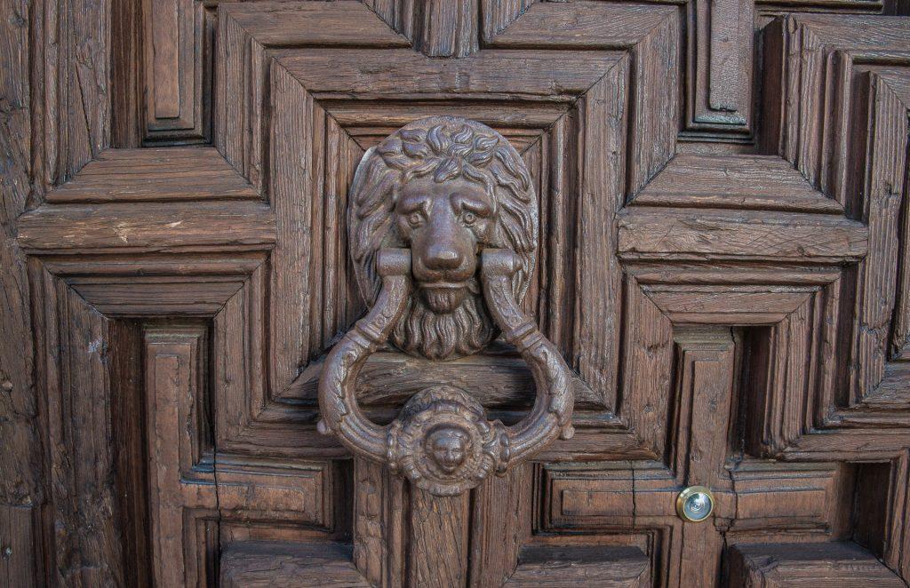 Türschmuck Palacio de los Condes de Valdeparaiso - Almagro