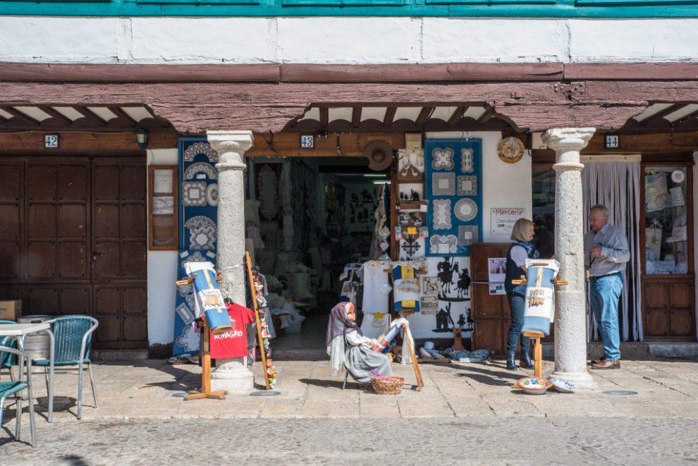 Boutique für Spitzen und Accessoires - Almagro