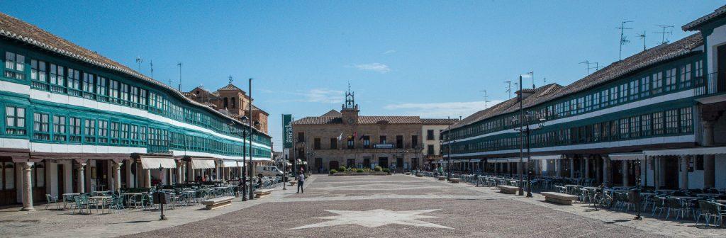 Plaza Mayor - Almagro