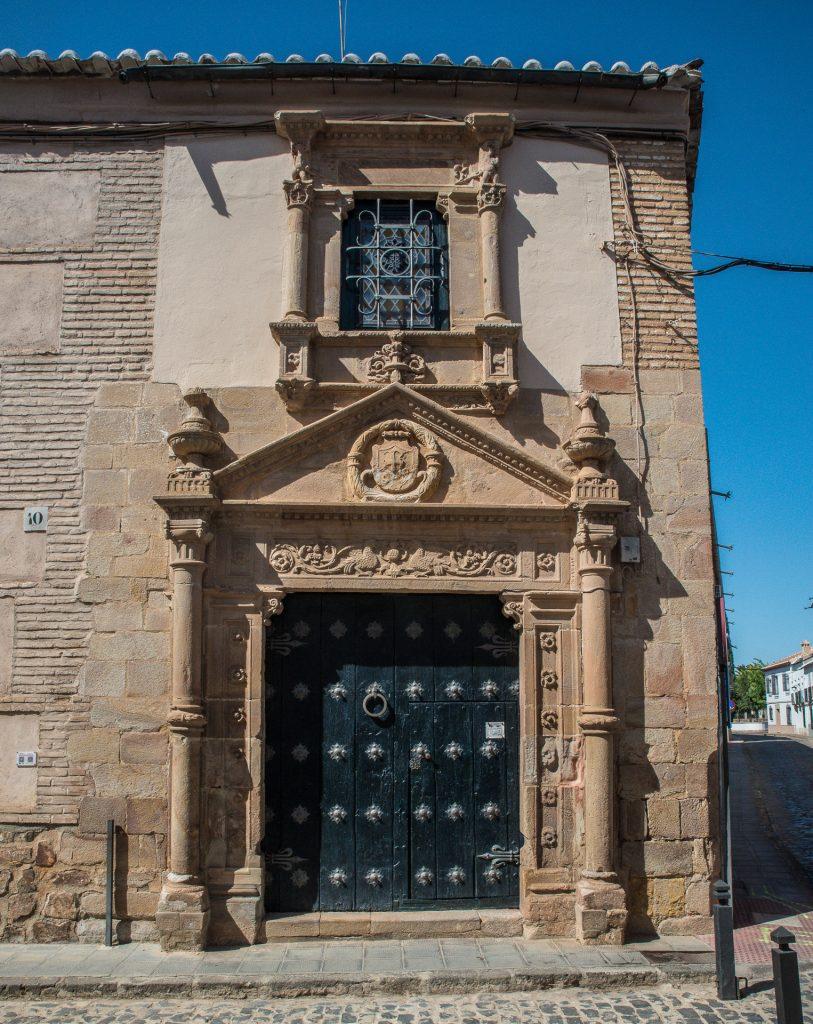 Casa del Prior de S. Bartolomé - Almagrp