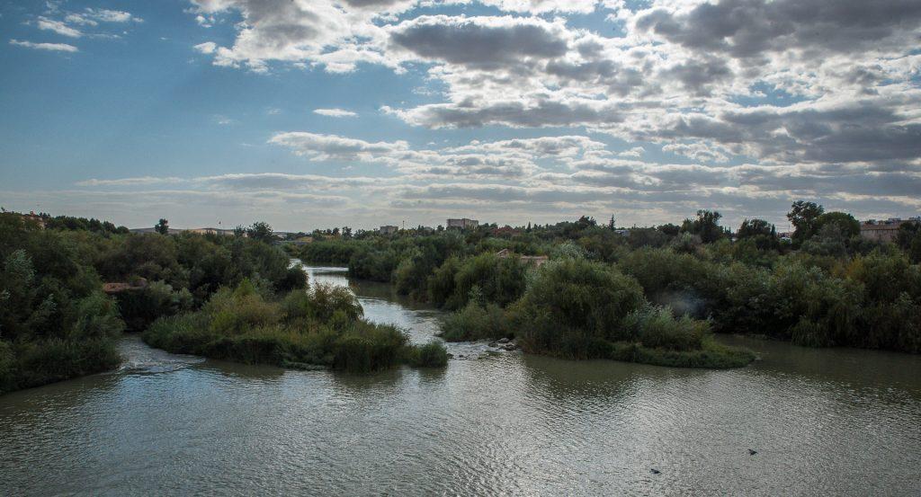 Rio Gualdaquivir - Cordoba