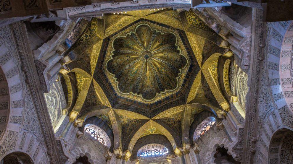Kuppel Mirhab - Mezquita Catedral Córdoba