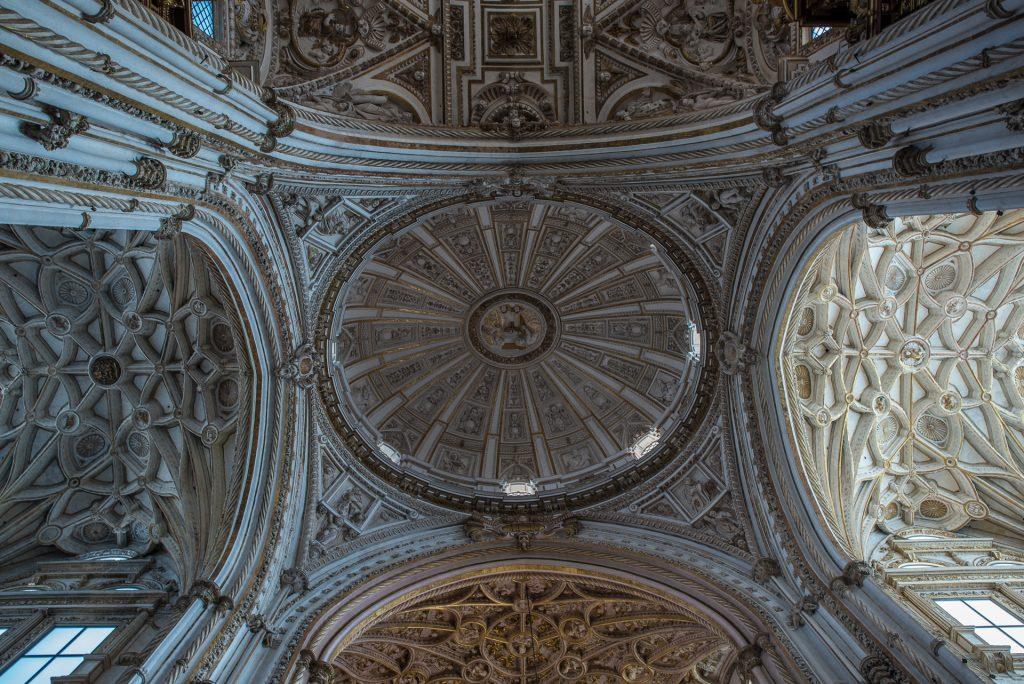 Vierungskuppel - Mezquita Catedral Córdoba