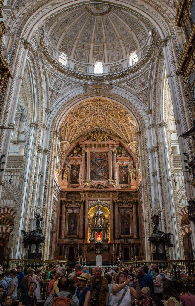 Altar - Mezquita Catedral Córdoba