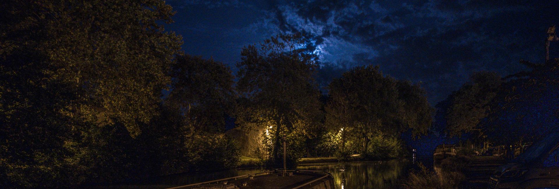 Von Luchon via Toulouse an den Canal du Midi