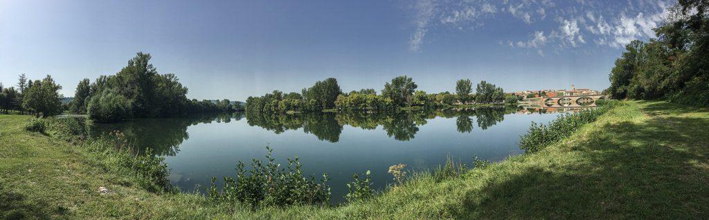 An der Garonne