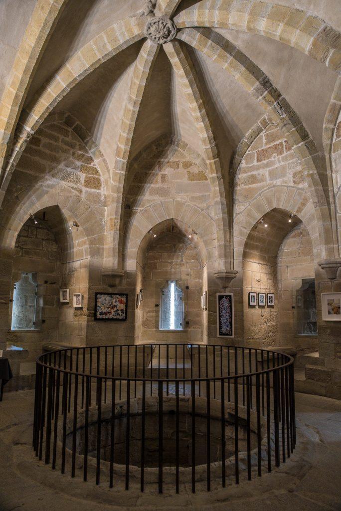 Carcassonne - Tour du Tréseau, Zisterne