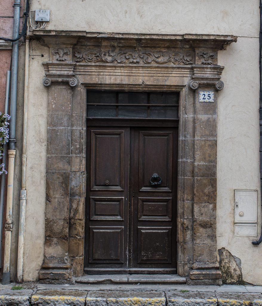 Castellane Rue Nationale