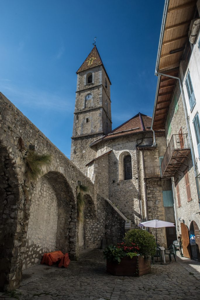 Èglise Paroissiale Saint-Martin - Villars-Colmar