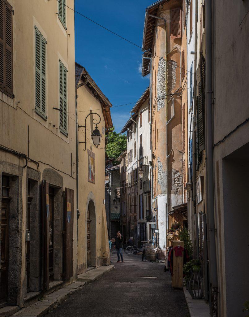 Villars-Colmar - Grande Rue