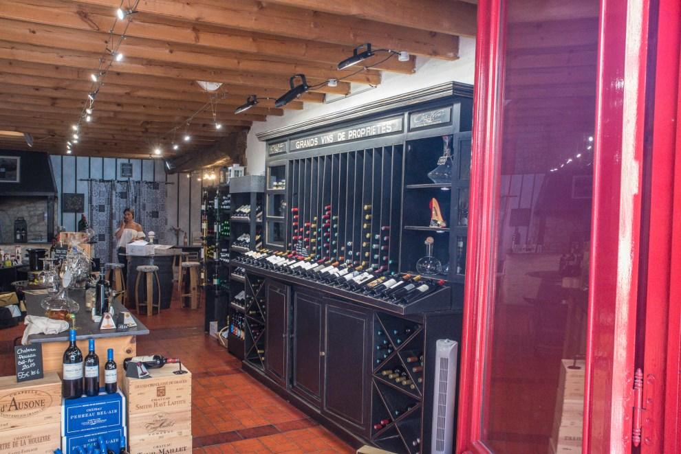 Köstlichkeiten im Weinkontor