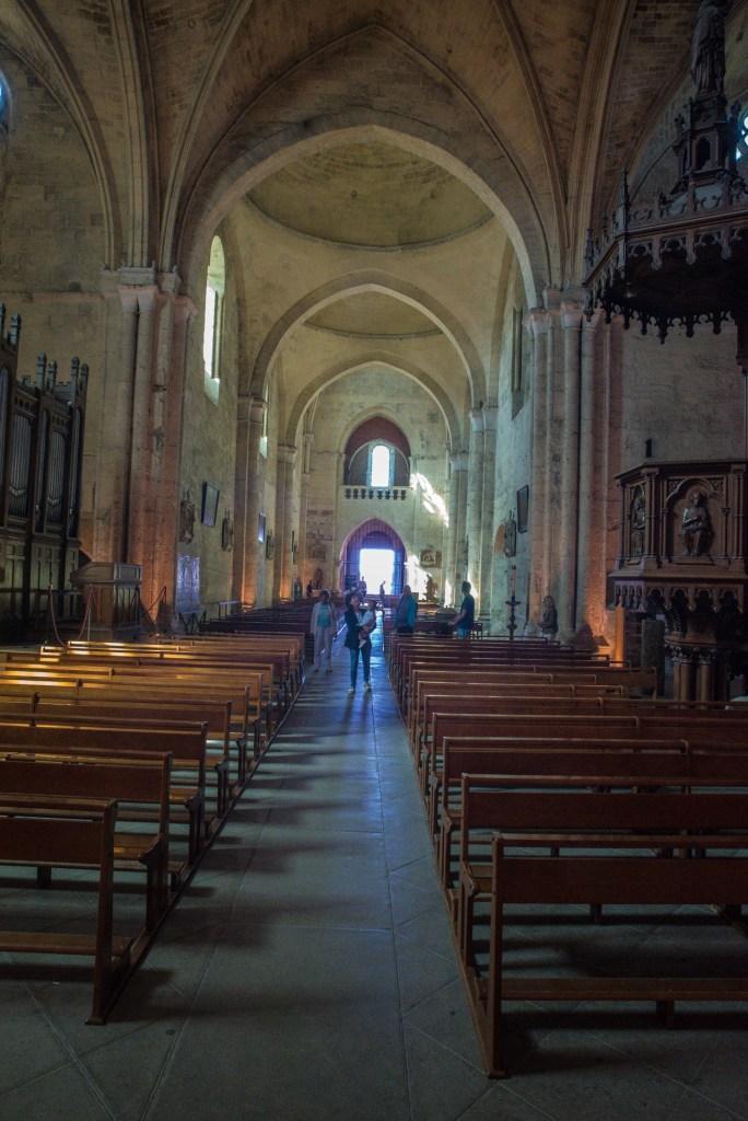 Ostseite Kirchenschiff