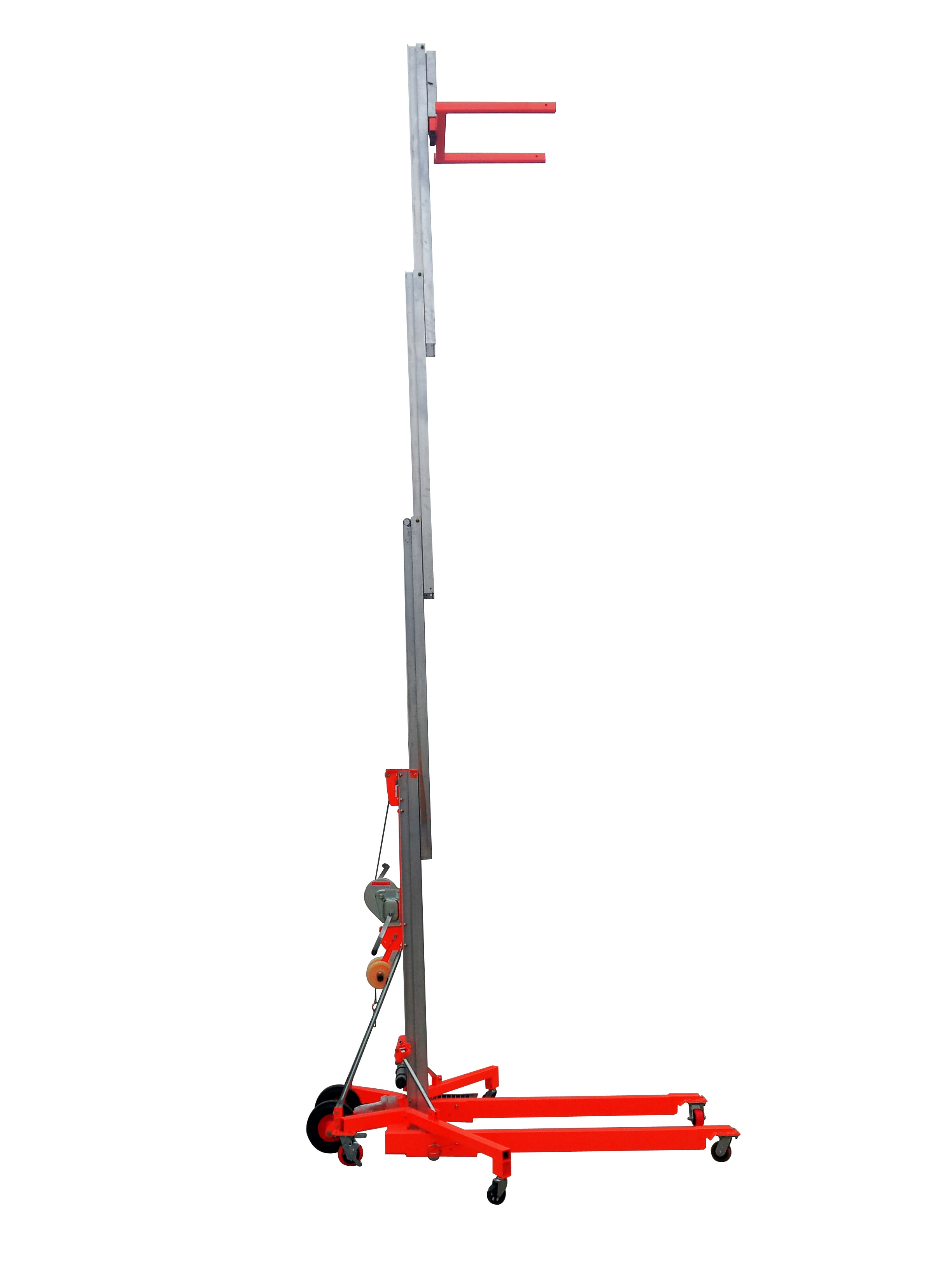 Aerial Winch Lifter 6 5m Lift 250kg Capacity