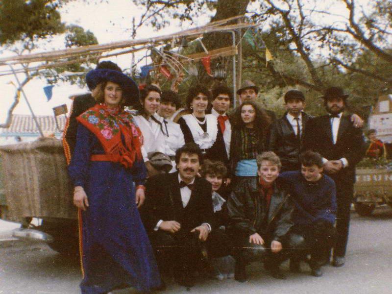 Οι Μητατιώτες στο Καρναβάλι