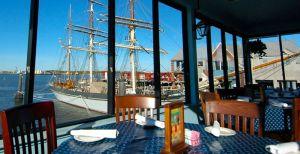 Fisherman's Wharf Dining View 2