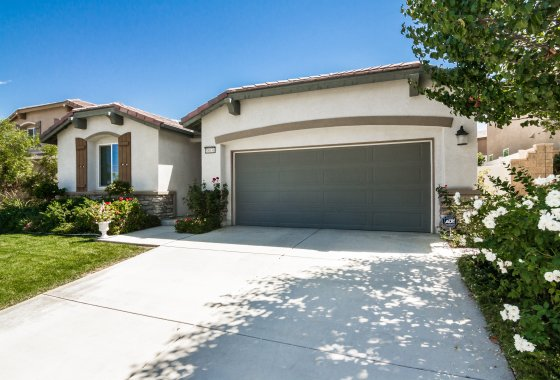 Absolutely immaculate turnkey single story Alicante Community Rancho Bella Vista