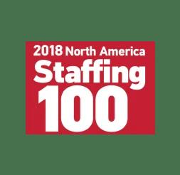 2018 staffing 100