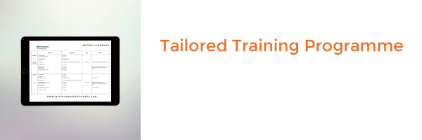 Tailored Training Programme