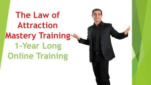 This is an Online Law of Attraction Training by MItesh Khatri