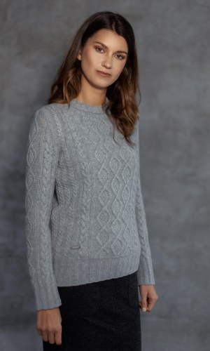 Sweater MARIE GR front