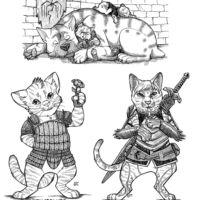DA Kitties