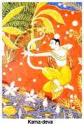 Kamadewa dio dell'amore