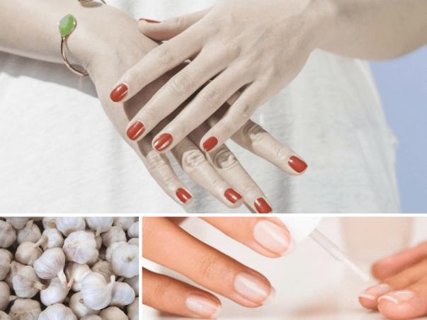 Risultati immagini per aglio per rinforzare unghie