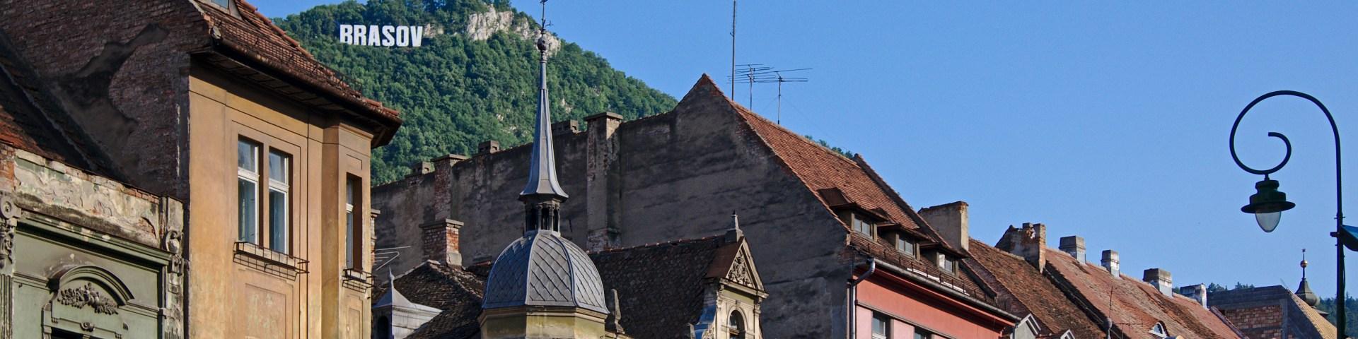 Brasov, Altstadt interRailtour