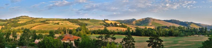 Musiana Interraill von Slowenien nach Italien