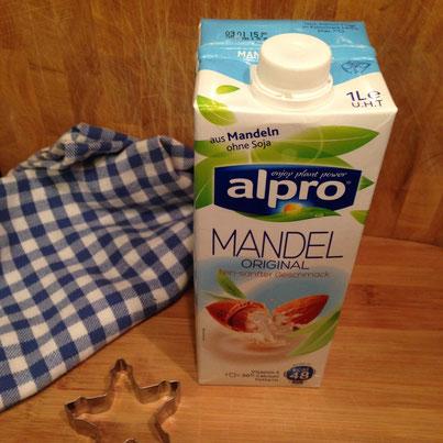 Alpro Mandelmilch