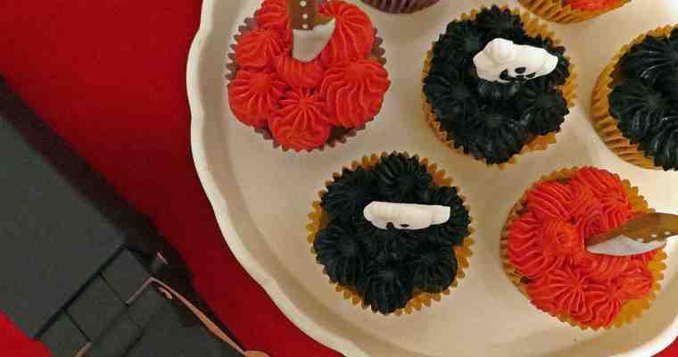 Halloween Cupcakes zum Gruseln