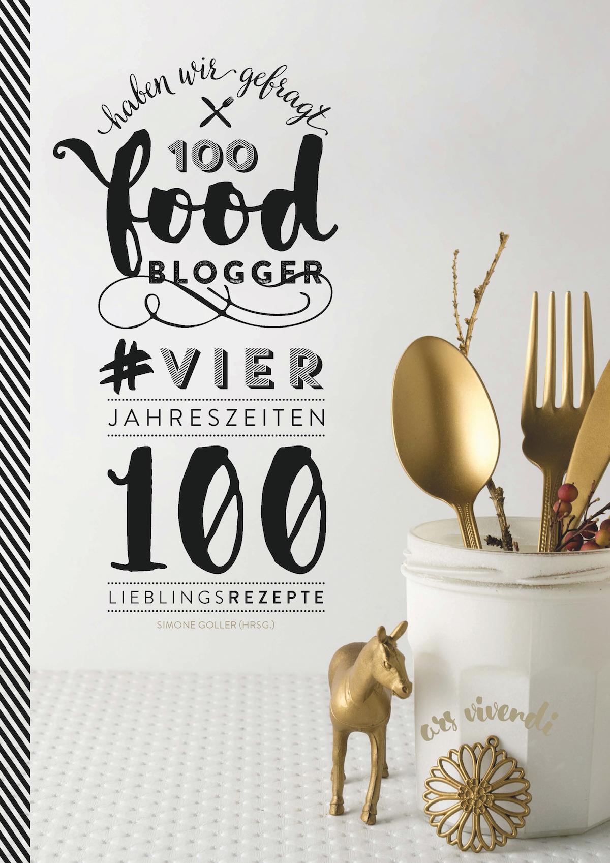 Buchvorstellung: 100 Foodblogger haben wir gefragt