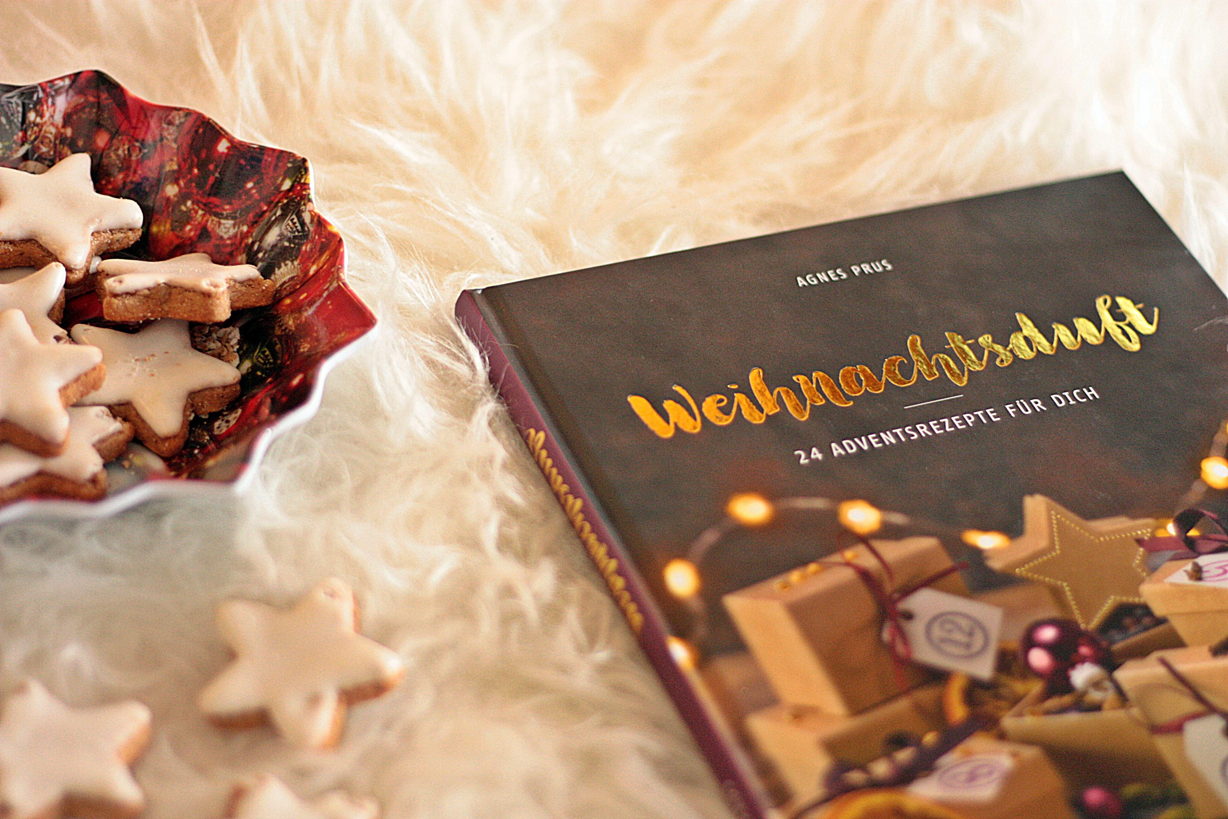 Weihnachtsduft von Agnes Prus – Buchrezension
